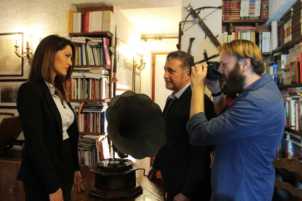 IMG_2312 backstage Adriatica di Carmine Bucci e CB VIDEO COMUNICAZIONE PRODUZIONE VIDEO centro italia