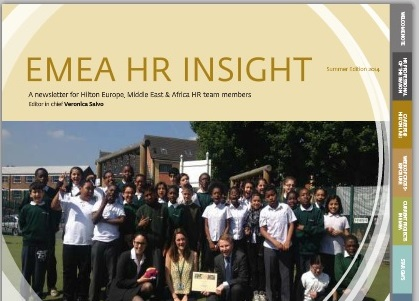 Hilton HR Insight Magazine