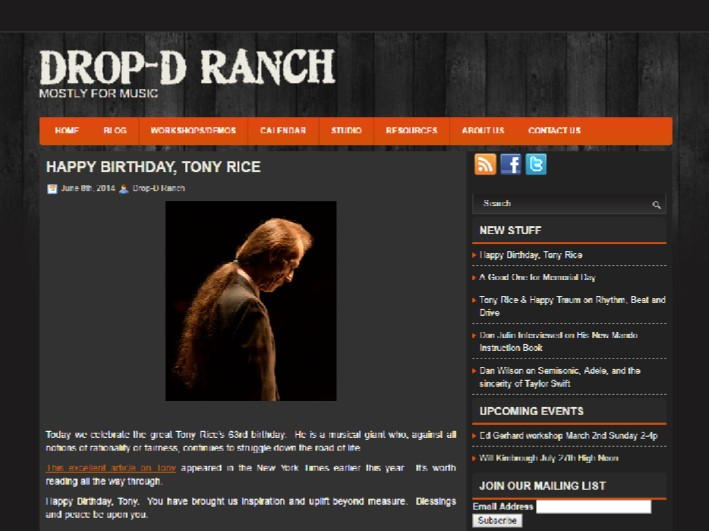 Drop D Ranch
