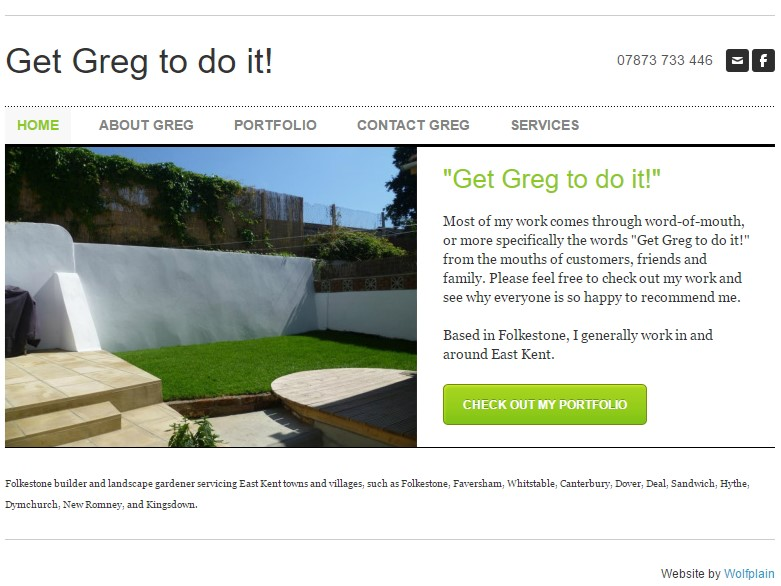 Get Greg To Do It