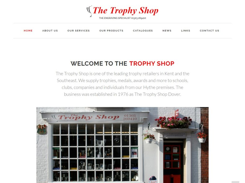 The Trophy Shop