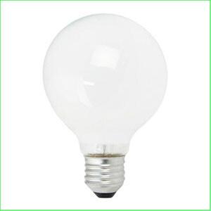 Globelampen mat