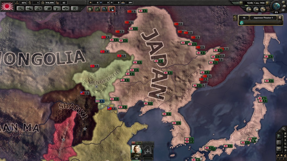 Hearts Of Iron Iv Review Terrible Performance Great