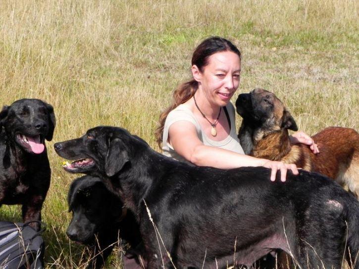 Sabine Bengtsson unterstützt mit ihren Reiseangeboten nachhaltige Arten- und Naturschutzprojekte.(Foto: S. Bengtsson)