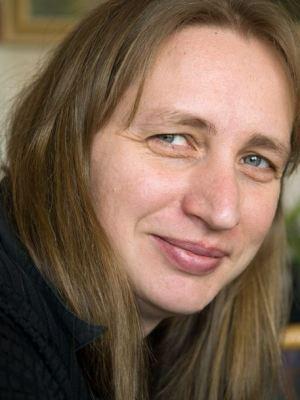 Geschäftsführerin des NABU Landesverbandes Brandenburg, Christiane Schröder