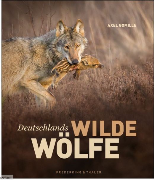 Axel Gomille: Deutschlands wilde Wölfe
