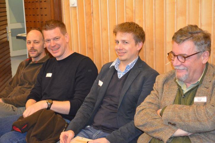 Fachkundige Teilnehmer (Foto: Vogler)