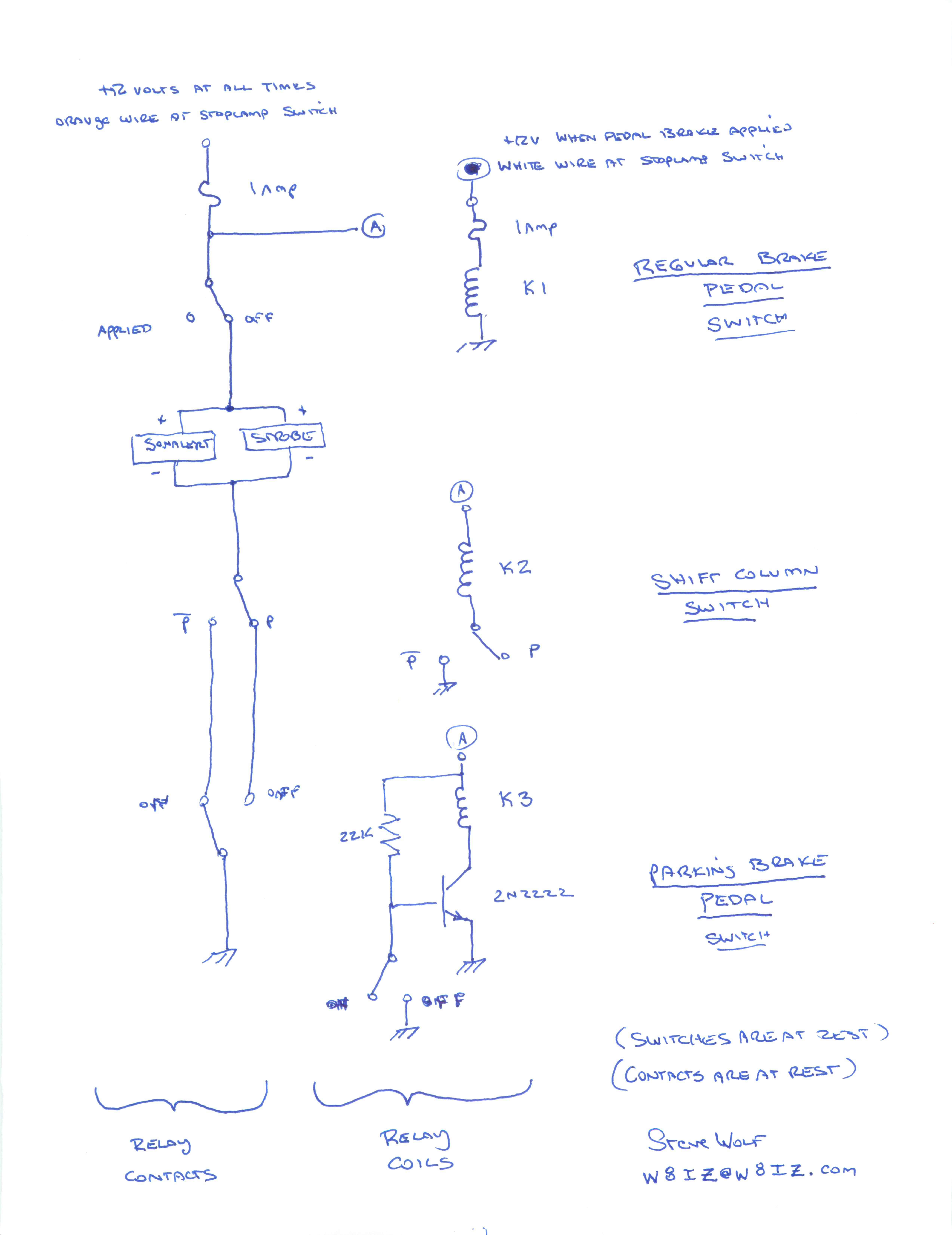 1988 Pace Arrow Electrical Box Wiring Diagram