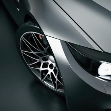 Tytan, ze względu na wytrzymałość względną jest coraz bardziej popularnym materiałem wykorzystywanym w branży motoryzacyjnej