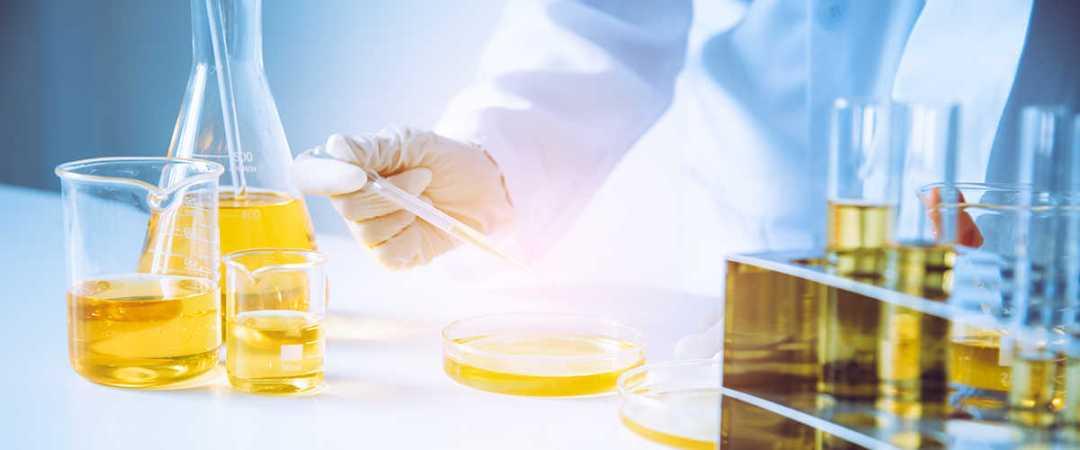 Chemical industry - nickel, titanium and molybdenum