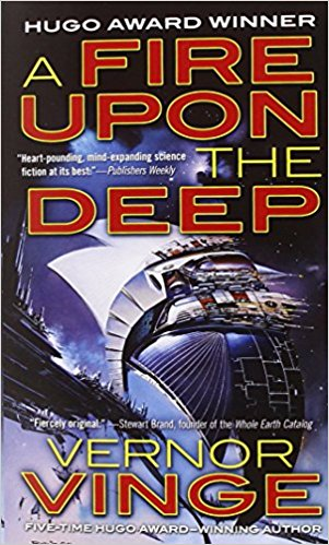 Gelesen:  Vernor Vinge – A Fire Upon the Deep