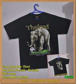 Kaos Gajah Thailand (BTH-21B)