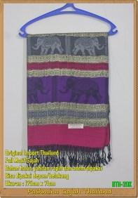 Pashmina Gajah Thailand (BTH-20K)
