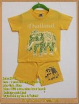 Kaos Anak Thailand Umur 1-2 Tahun
