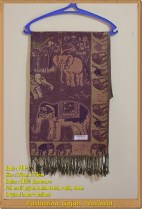 Pashmina Gajah Thailand