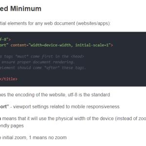HTML <head> içerisine yazılabilecek her şey