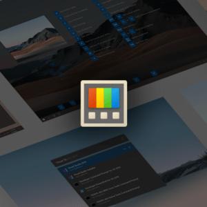 Windows 10 için PowerToys