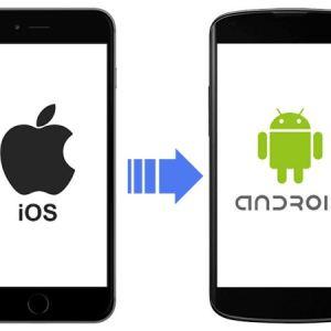 iOS'dan Android'e geçmek
