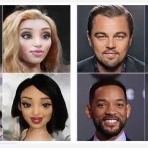 Fotoğrafınızı çizgi film karakterine çevirin