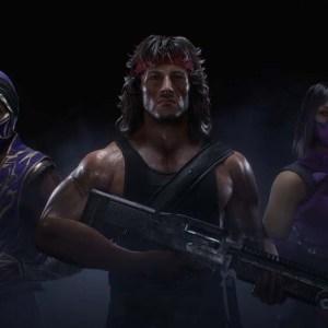 Mortal Kombat 11'e Rambo geldi