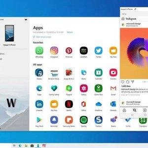 Windows'da Android uygulamaları çalışacak ama...