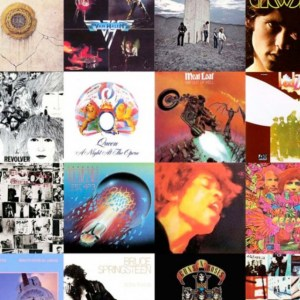 Tüm zamanların en iyi rock albümleri