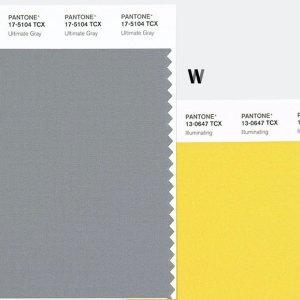 2021'in renkleri: Ultimate Gray ve Illuminating