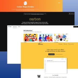 Web Development için 40+ yüksek kaliteli ücretsiz kaynak