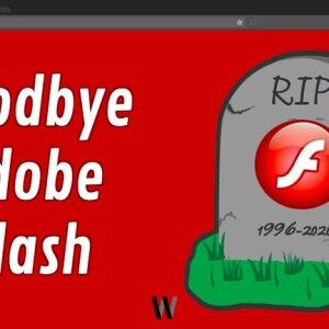Adobe Flash artık yok