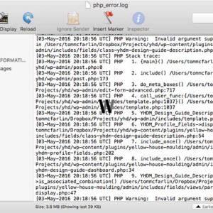 error_log kullanımı [PHP]