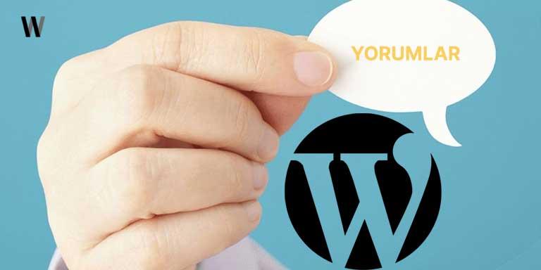 WordPress Yorumlar