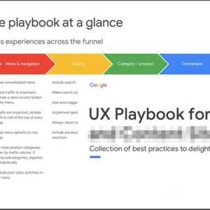 Google UX Playbooks