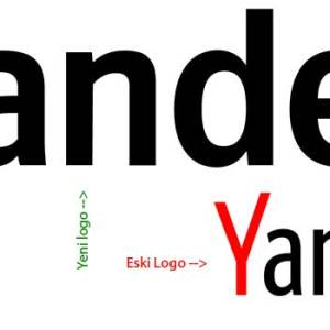 Yandex logosunu değiştirdi