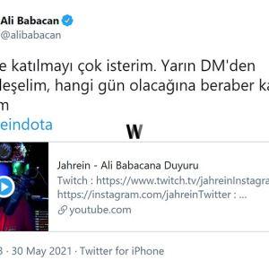 Ali Babacan #KKHA