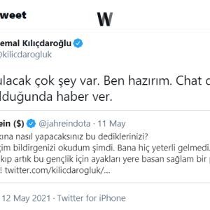 Kılıçdaroğlu #KKHA olur gibi