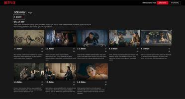 Atiye 3. sezon - Netflix