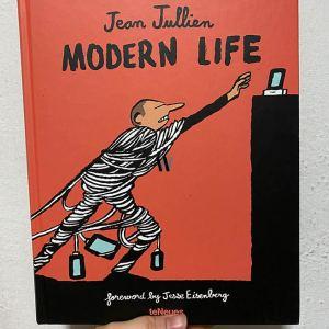 Jean Jullien modern toplum üzerine çizimler