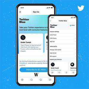 Twitter Blue başlıyor