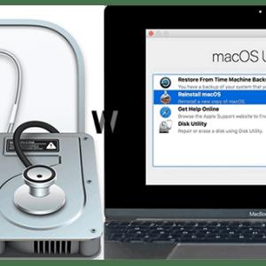 MacOS'de disk clonlama