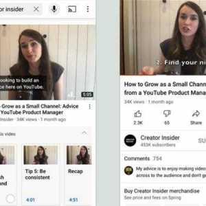 Youtube arama sonuçlarında yeni geliştirmeler