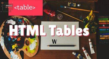 HTML Tables - SEO
