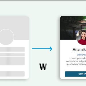 İskelet ekranı yükleme animasyonu HTML/CSS