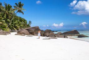 Anse La Passe, Silhouette Island, Seychellen