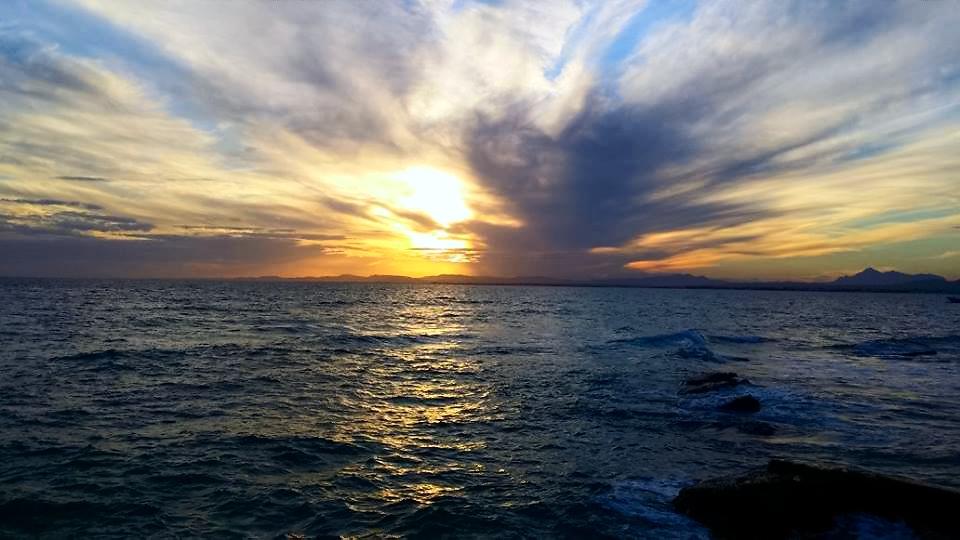 Tunisia - Sunset