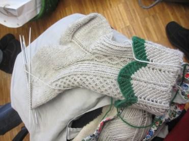 Barbaras Socken