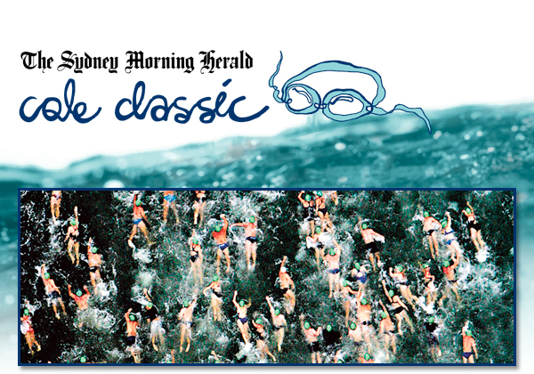Sydney Morning Herald Coles Classic Swim 2011