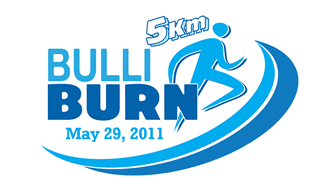 Bulli Burn 5km Fun Run 2011