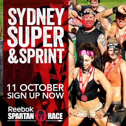 Spartan Race Sydney – Free and 10% Discount Tickets