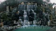 Raise your level as you work hard and grow (Good WORD Spread WORLD, excerpt from Pastor Jeong Myeong Seok's sermons)