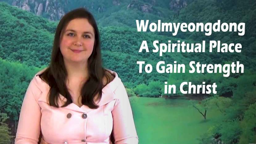Wolmyeongdong: A Spiritual Place I Visit To Gain Strength in Christ